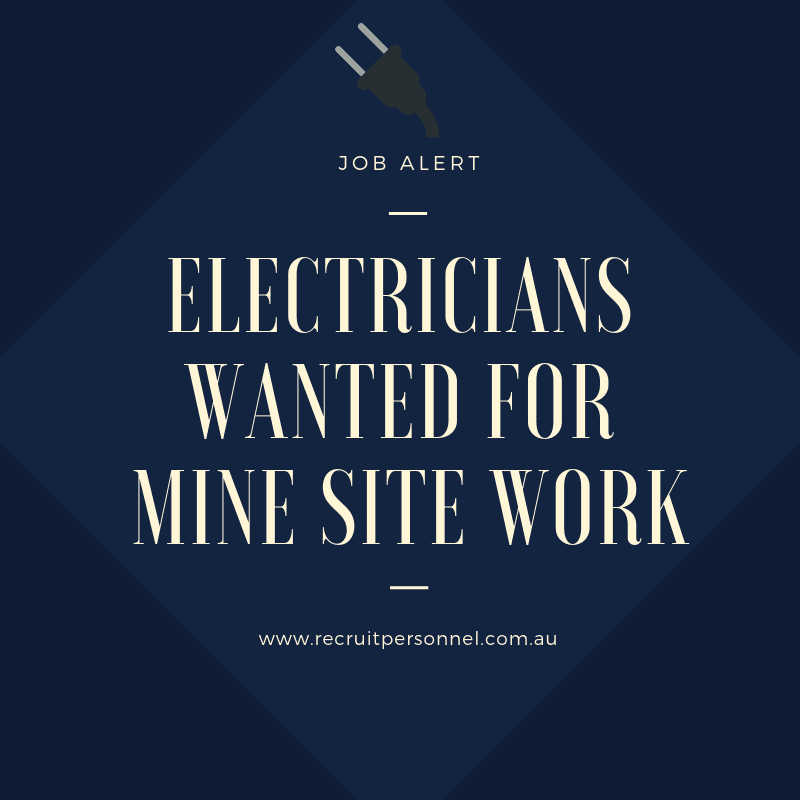 Work for Electrcians