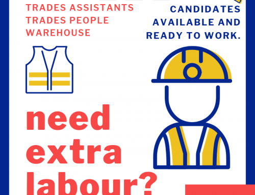 Need Labour to get a Job Completed?