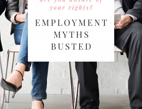 Myths & Tips for Workers