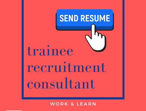 Train to become a Recruitment Consultant