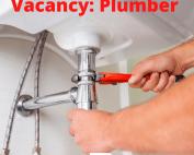 Job Vacancy - Plumber Newcastle