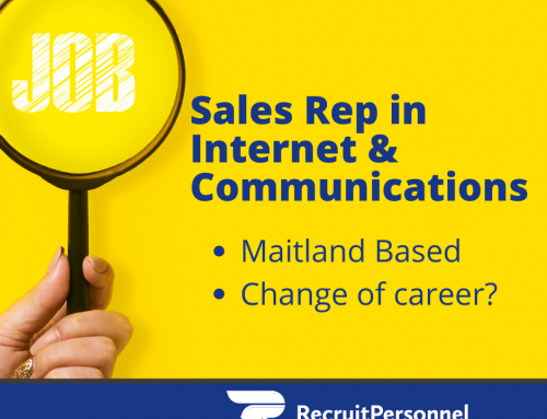 Sales Rep in Internet & Communications