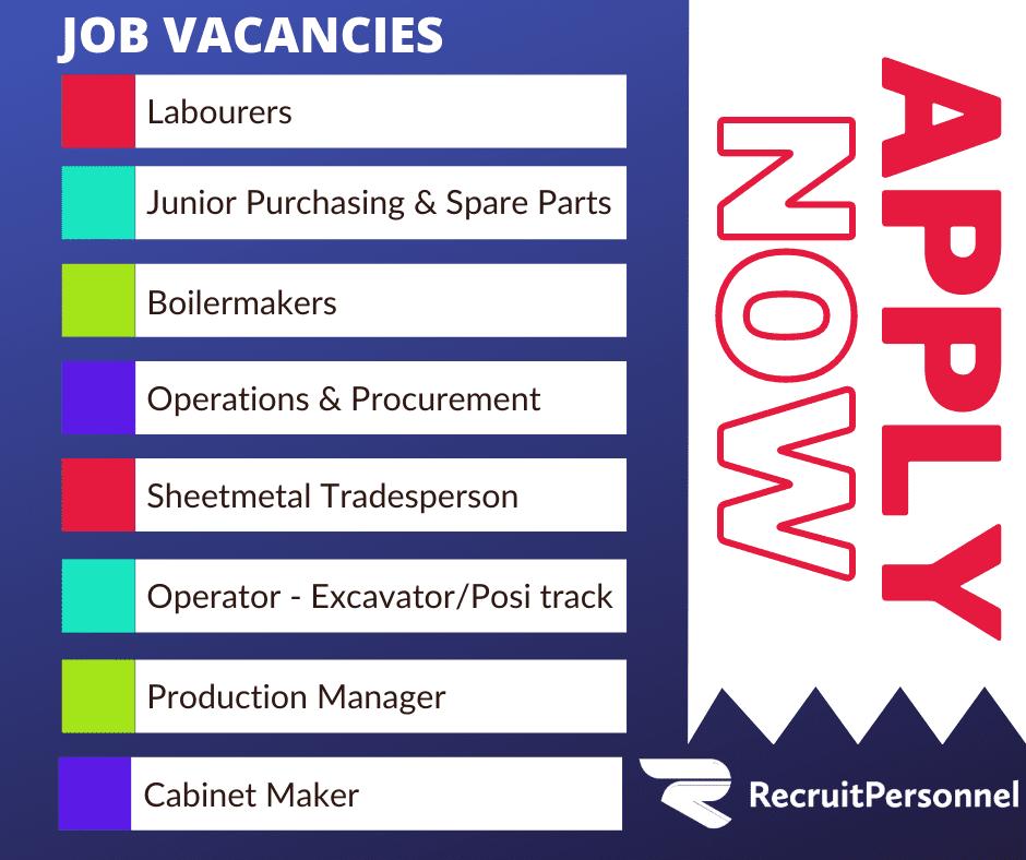 Recruit Personnel Job Board